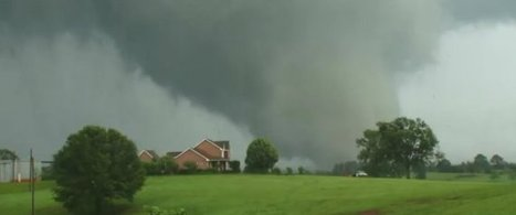 6 Southern Tornadoes Twisters Caught On Film | Disaster Emergency Survival Readiness | Scoop.it