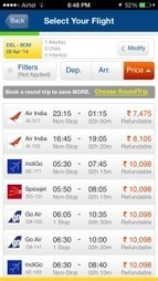 MakeMyTrip, The iOS App Review - SwapMyApp | Technology | Scoop.it