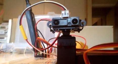 BeagleBone Black Project Spotlight: BBot Robot   Lifestyle   Scoop.it