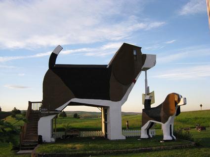 Un hôtel qui a du chien : Wharf!   Beagle   Scoop.it
