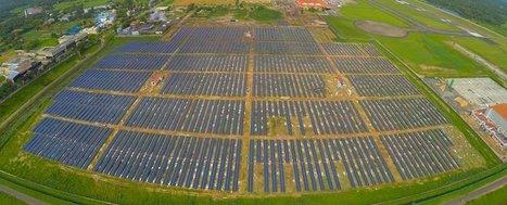 The world's first solar-powered airport is no longer paying for electricity   Développement durable et efficacité énergétique   Scoop.it