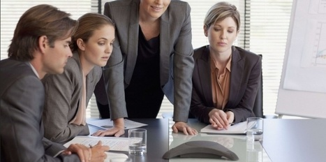 5 règles pour bien manager à l'heure d'internet - Challenges.fr   Management   Economie   Gestion   Scoop.it