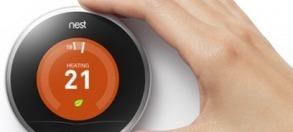 Nest, le thermostat connecté, débarque en Europe   Le monde du mobile et ses nouveaux usages : news web mobile, apps en m sante  et telemedecine, m learning , e marketing , etc   Scoop.it