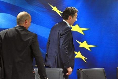 Euro chief storms out of first meeting with Greek radicals | The Times | Politically Incorrect | Scoop.it