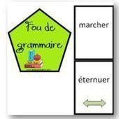 Fou de grammaire: jeu sur les classes grammaticales   Begrijpend luisteren   Scoop.it