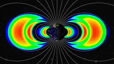 NASA Probes Studying Earth's Radiation Belts to Celebrate Two Year Anniversary | Space Stuff | Scoop.it