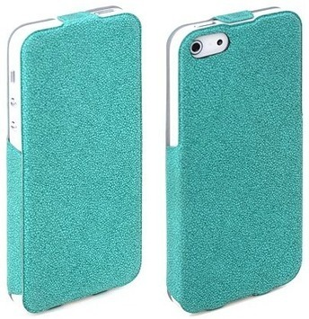Green Rock Leather Case for iPhone 5S/5 - Apple Mobile Accessories | Mobile Phone Accessories | Scoop.it