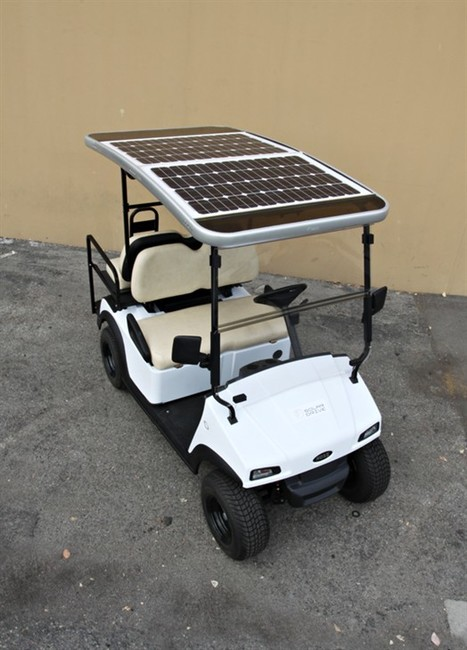 """Sebonack Golf Club, New York: """"…it's true, these carts never run out of juice."""" 