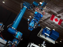 Canada's next-generation spaceship robotic arms | The Robot Times | Scoop.it