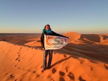 Le CouchSurfing, cette nouvelle tendance du voyage qui se développe en Algérie | Le CouchSurfing, nouvelle forme de tourisme. | Scoop.it