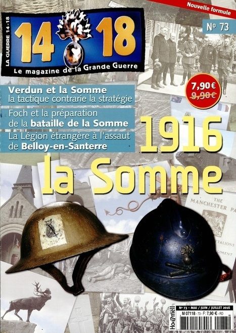 Somme | Généalogie et histoire, Picardie, Nord-Pas de Calais, Cantal | Scoop.it