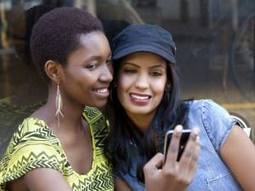 Smartphones key to bridging Africa's digital divide, says Ericsson - ITWeb Africa | (SPAN) Research List on Citizen Journalism and Media Activism | Scoop.it