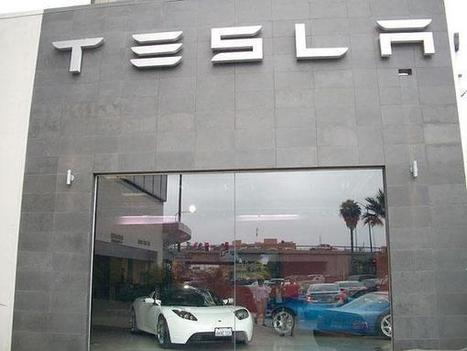 Tesla stock soars amid talk that 'gigafactory ... - Automotive News | mechanic | Scoop.it