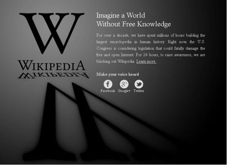 SOPA Will Take Us Back to the Dark Ages | Transmedia: Storytelling for the Digital Age | Scoop.it