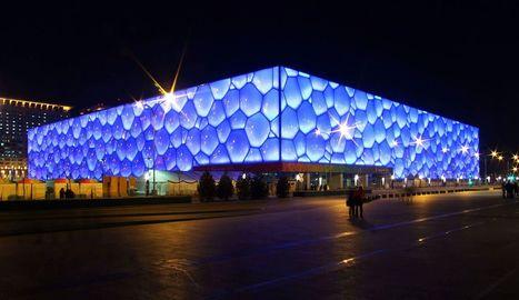 Centro Acuático Nacional De Pekín: Water Cube | Arquitectura Del Siglo XXI | Scoop.it