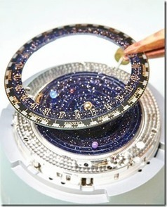 Stunning Solar System Timepiece | Source of your inspirations | Scoop.it