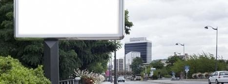 Dossier | L'affichage, résolument tourné vers les nouvelles technologies | Brand content | Scoop.it