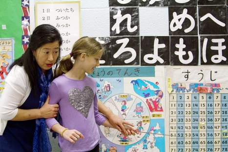 Budget deficit puts foreign language program at risk -- FairfaxTimes.com   Foreign Language in Elementary and Middle Schools   Scoop.it