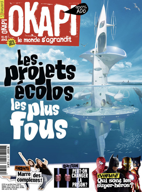 Okapi n°979 – 1er mai 2014 | Nouveautés du CDI | Scoop.it