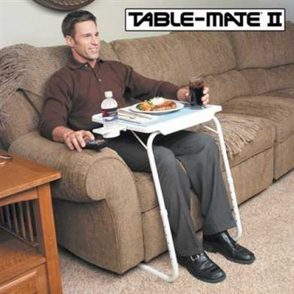 Tablemate - Portable Multipurpose Table For Indoor or Outdoor Use   Tablemate   Scoop.it