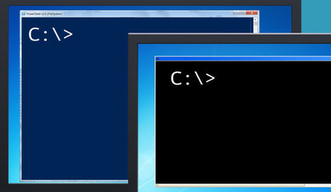 Command Prompt vs. Windows PowerShell: What's the Difference? | Technologies numériques & Education | Scoop.it