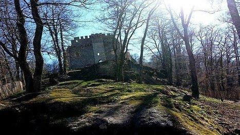 Le château de Châlucet accueille à nouveau les visiteurs - Francetv info | TOURISME OENOLOGIE | Scoop.it
