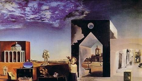 Salvador Dalí, le touche-à-tout obsessionnel - | Apprendre a dessiner | Scoop.it