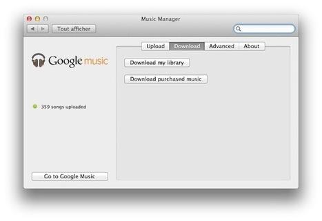 Télécharger des MP3 avec Google Music | Télécharger et écouter le Web | Scoop.it