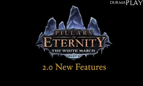 Pillars of Eternity The White March Geni | WoW Gold | Scoop.it