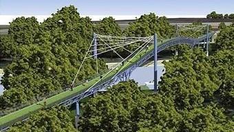"Slovakia Set to Have ""The Chuck Norris Bridge"" | Bridges of the World | Scoop.it"