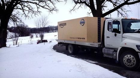 Amazon emballe tout | Inside Amazon | Scoop.it