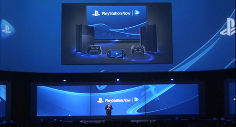 PlayStation Now, PlayStation TV: Classic gaming without a console - VentureBeat | Gaming | Scoop.it