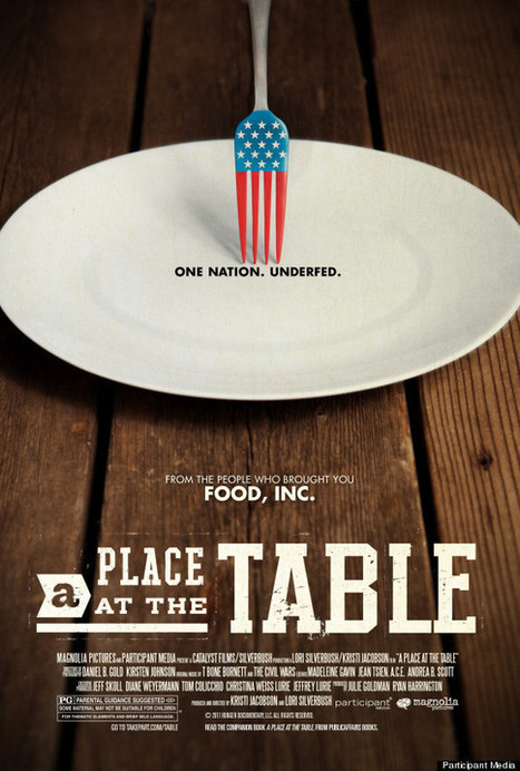 Documentary 'A Place At The Table' Is A Call To Action On Hunger : NPR | Radical Compassion | Scoop.it