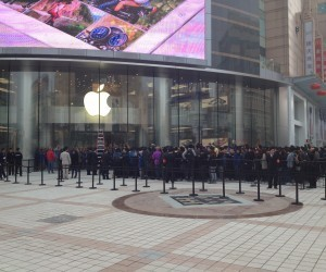 China Accounted for a Record 15% of Apple's Revenue in Fiscal 2012 | Social Mercor | Scoop.it