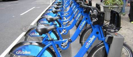 Citi Gets Brand Lift From Bike Sharing | experiential | Scoop.it