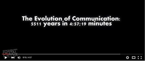 L'évolution de la communication | La Technologie au Collège Joachim du Bellay | La technologie au collège | Scoop.it