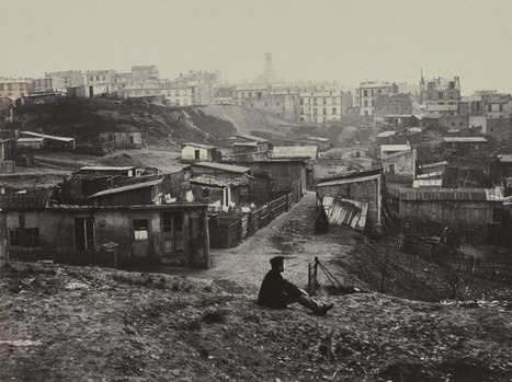 PHOTOS. Charles Marville, la mémoire de Paris | GenealoNet | Scoop.it