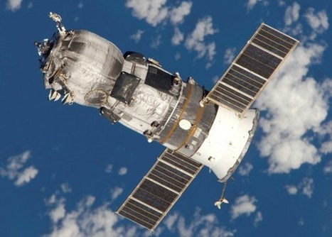 Wayward Progress Destroyed During Fiery Plummet, ISS Crew Launches 'Under Evaluation' | Space In Cyberspace | Scoop.it