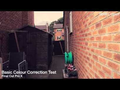 Final Cut Pro Colour Correction Test | Mac Movie Makers | Digital Video Storytelling | Scoop.it