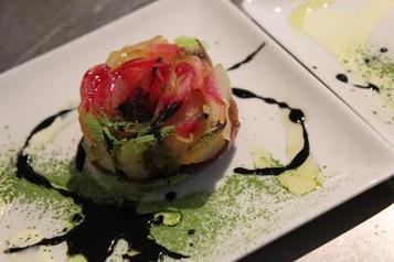 """Kaiseki"" à Paris : le Sushi Haute-Couture ! | Hisayuki Takeuchi, cook master | Scoop.it"