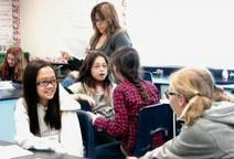 Middle schoolers expand their minds in gifted magnet class - Agoura Hills Acorn | Differentiated Instruction | Scoop.it