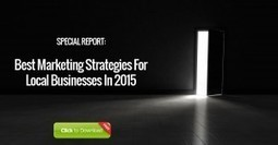 Latest Report Reveals Top Marketing Strategy For Local Businesses | Search Engine Optimization Tactics For Local Businesses | Scoop.it