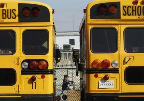 When Neighborhoods Gentrify, Why Aren't Their Public Schools Improving? - The Atlantic | digital divide information | Scoop.it