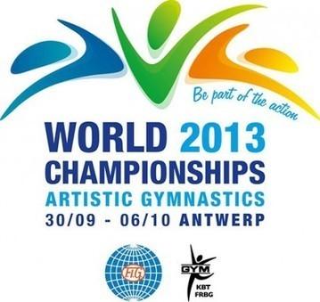 Campeonato del Mundo de Gimnasia Artística en Amberes Bélgica