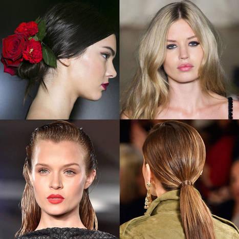The Best Hair Trends For Spring 2015 - Harper's BAZAAR (blog) | trending hair styles | Scoop.it