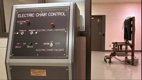 What Could Go Wrong? Electric Chair Poised to Make a Comeback - NBC News | Peine de mort | Scoop.it