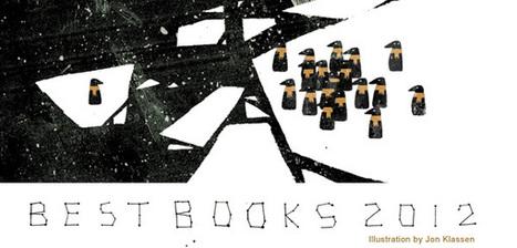 Best Books 2012 | School Library Journal | MHS Library - Jan. 2013 Newsletter | Scoop.it