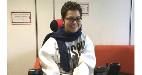 Alexia Gil, une étudiante handicapée qui monte son entreprise   Entrepreneurs, entrepreneures   Scoop.it