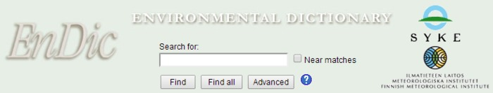 (MULTI) - Environmental Dictionary | MOT | Glossarissimo! | Scoop.it
