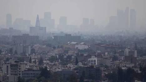 Mexico suffoque : état d'alerte exceptionnel face à la pollution | Ambiances, Architectures, Urbanités | Scoop.it